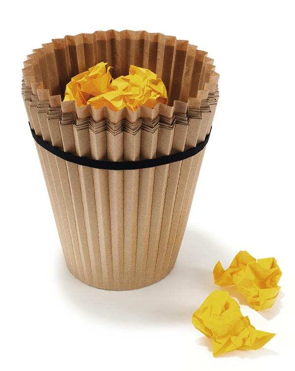 cupcake trashcan