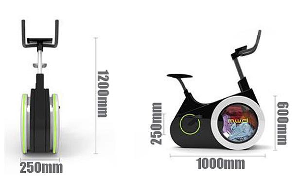 The Bike Washing Machine